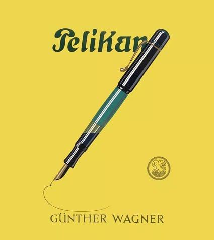 Pelikan primera estilográfica 1929