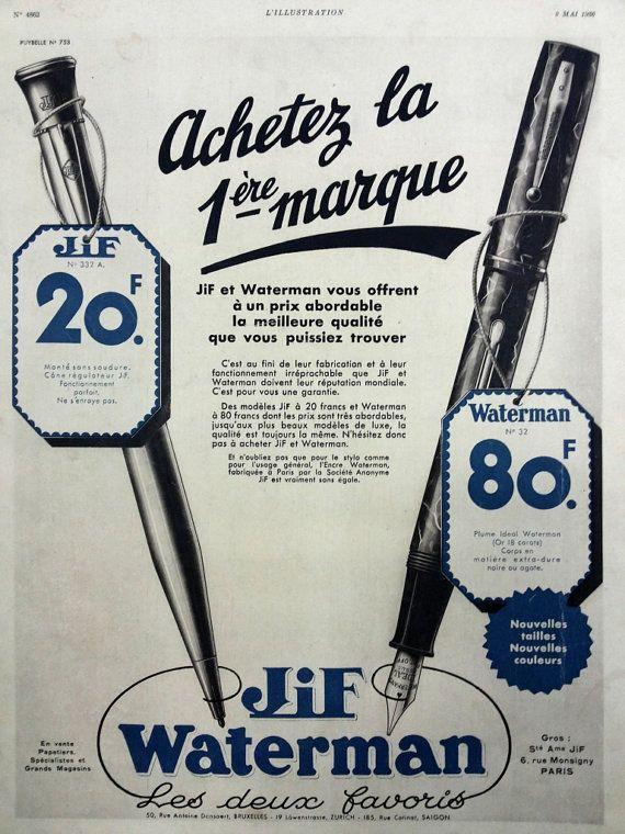 Anuncio Jiff-Waterman