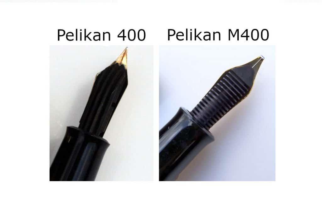 Comparativa entre alimentadores Pelikan 400 y Pelikan M400