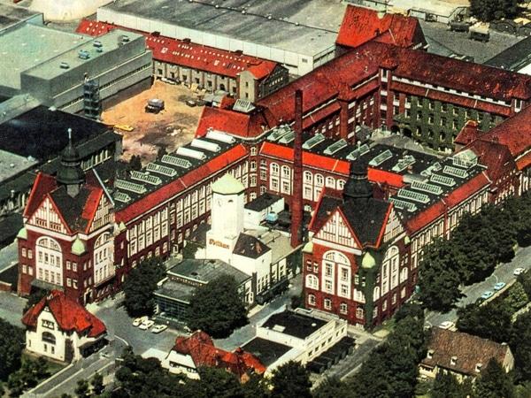 Fábrica de Pelikan en Hannover