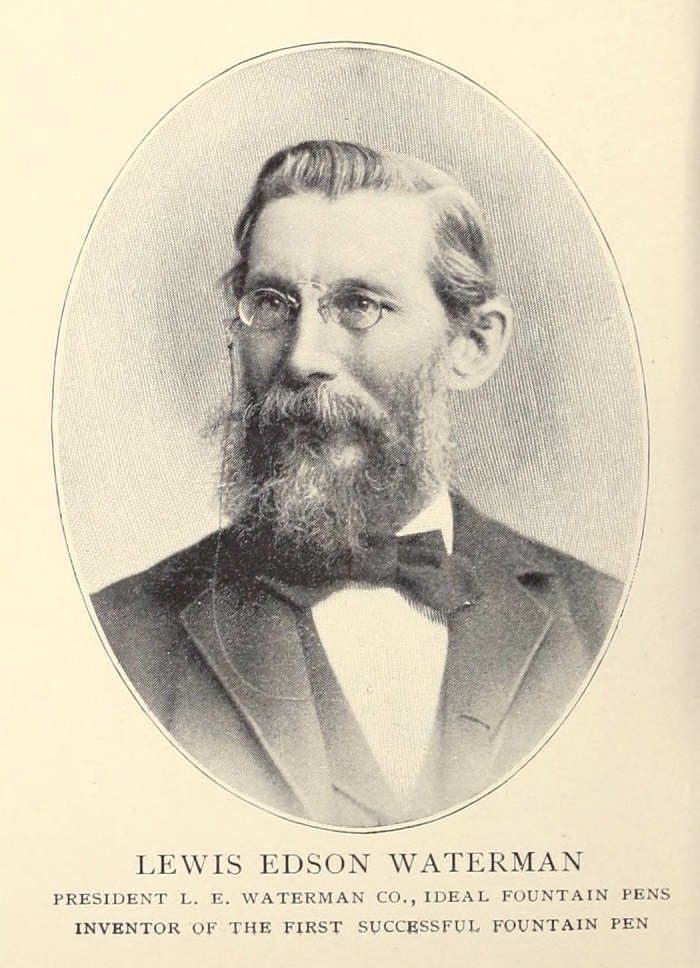 Lewis Edson Waterman