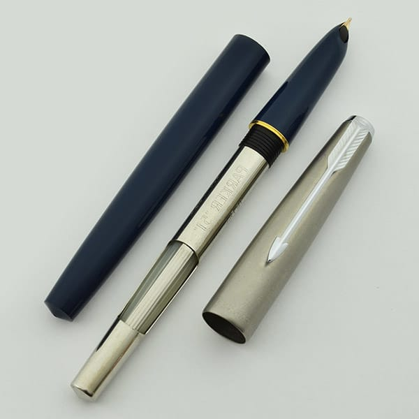 Parker 51 MK IV en color navy blue