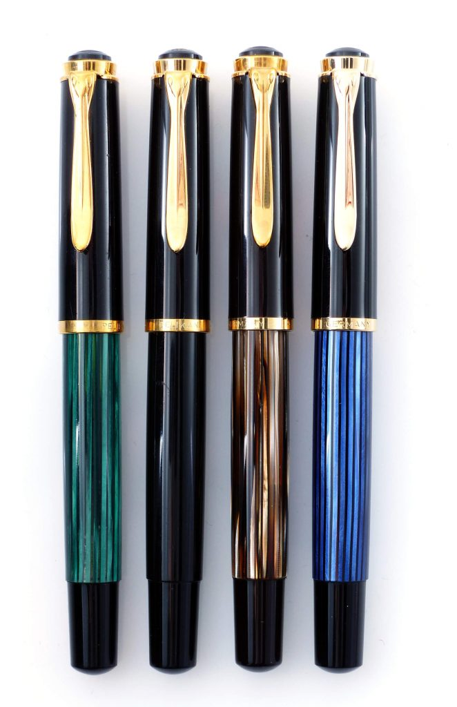Colores Pelikan M400 Old School