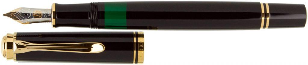 Pelikan M400 negra