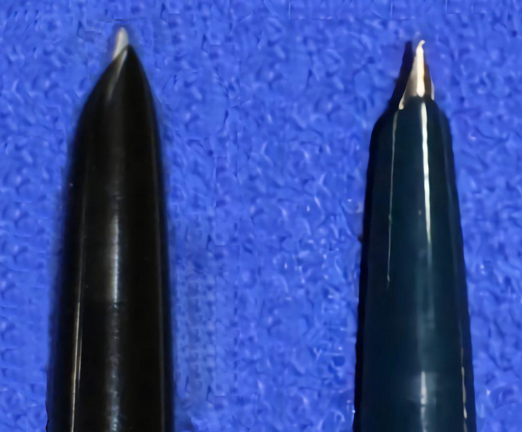 Comparativa de las boquillas de la Inoxcrom 55 VS 41
