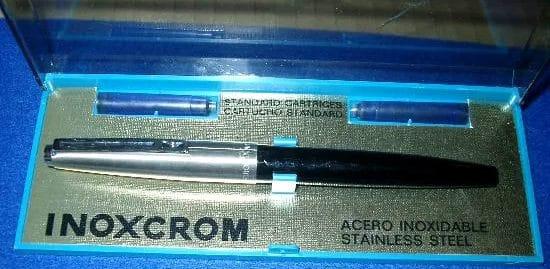 Caja del modelo final Inoxcrom 55