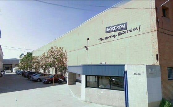 Nueva fábrica de Inoxcrom