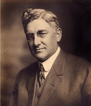 George Saffor Parker joven