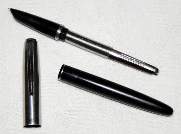 Inoxcrom 44 negro desmontada