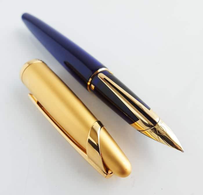 Waterman Edson Sapphire Gold