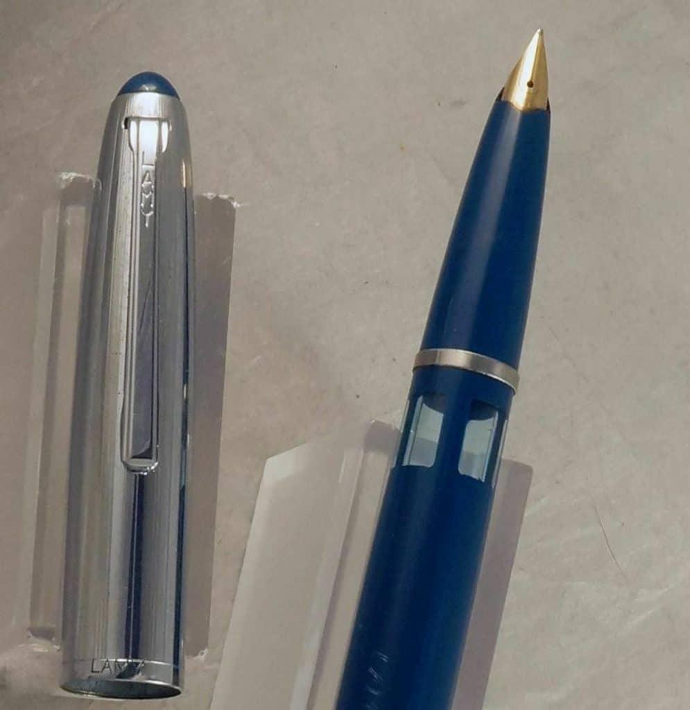 Lamy 99ce azul