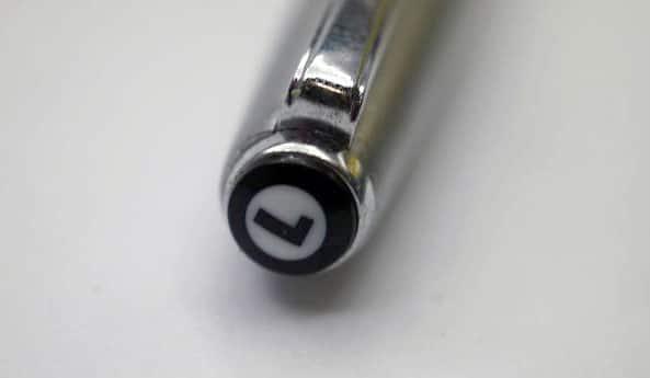 Capuchón Lamy 27 con logo