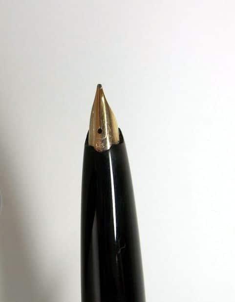 Detalle del plumín del modelo 99e