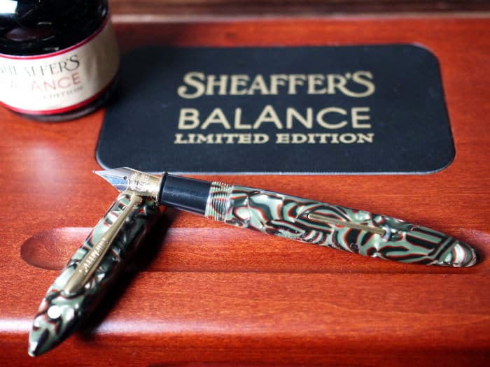 Pluma Sheaffer Balance limited edition