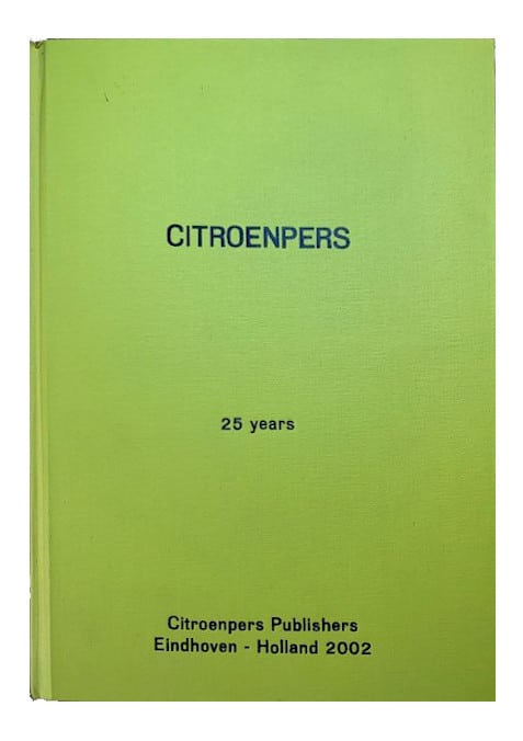 Libro Citroenpers Pluma Pelikan M200