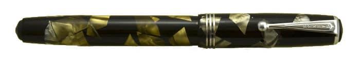 Pluma estilográfica Challenger DeLuxe en verde