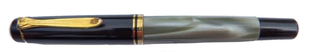 Modelo M200 en gris marmoleado encapuchada