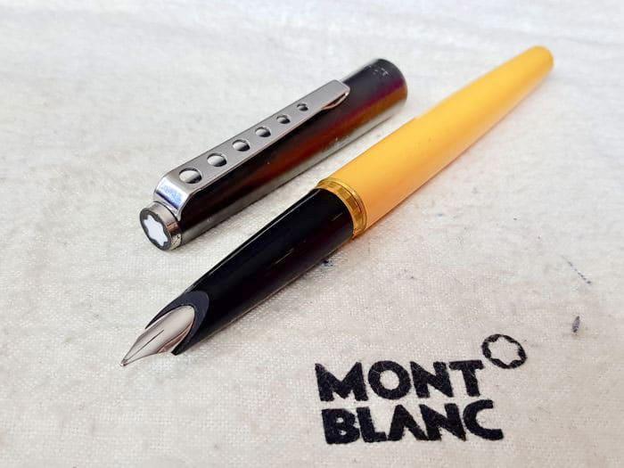 Pluma Montblanc Carrera 2