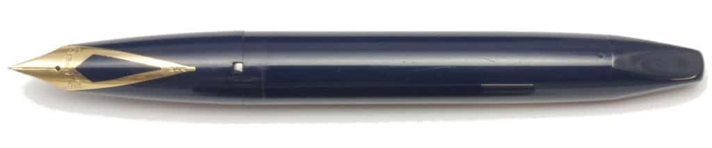 Sheaffer Pen For Men III azul desencapuchada