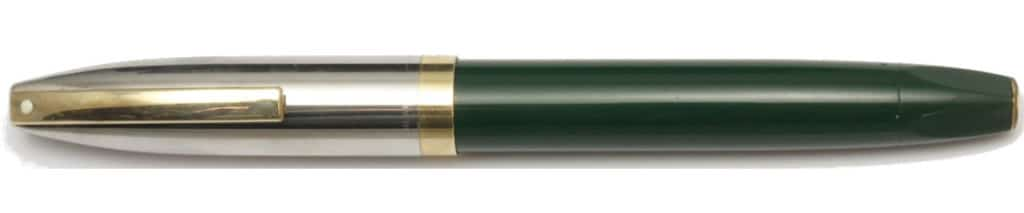 Sheaffer PFM IV en verde encapuchada