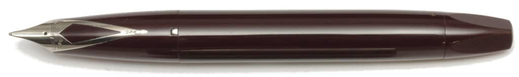 Sheaffer Pen For Men II en burgundy desfundada
