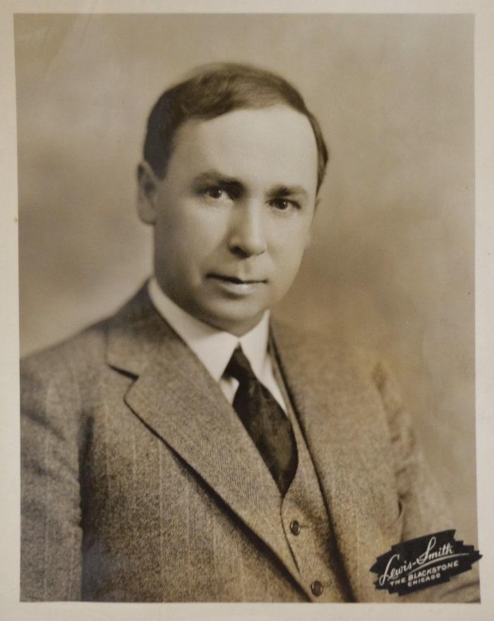 John Conradus Wahl, fundador de la Wahl Eversharp