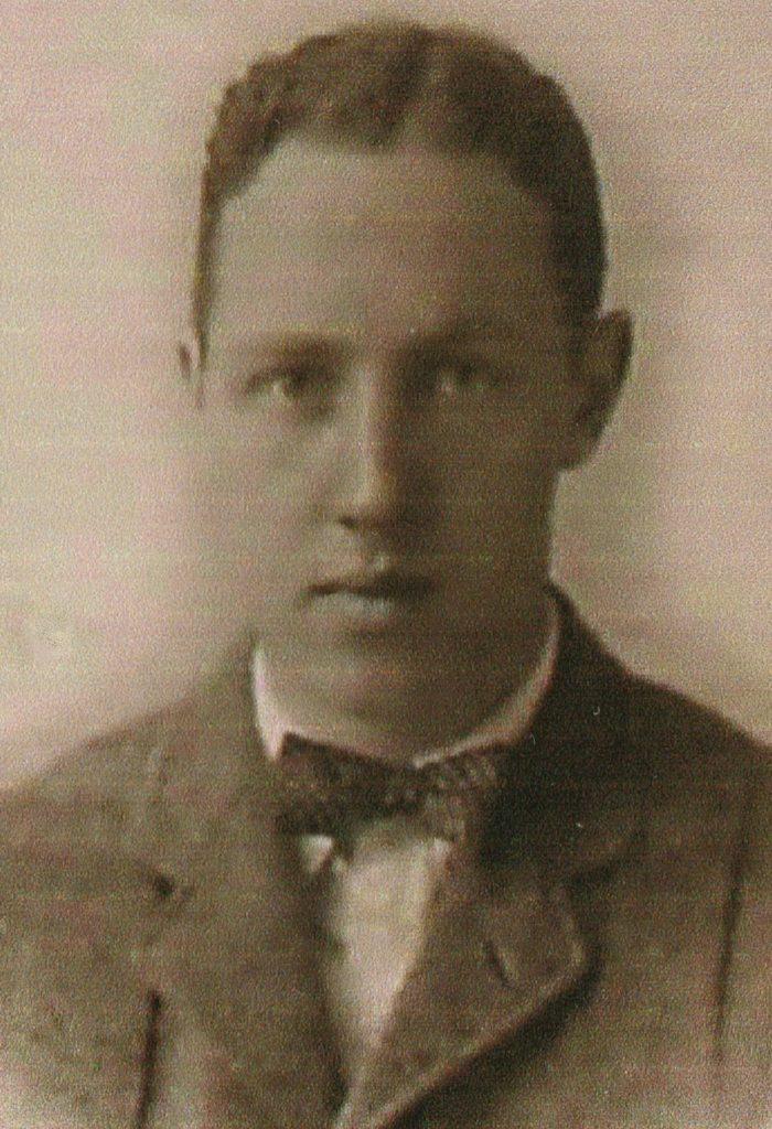 Jonh Wahl, hijo de John C. Wahl