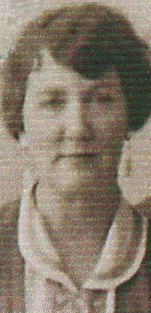 June, mujer de John C. Wahl