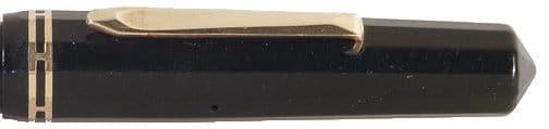 Clip de la Eversharp Doric en su versión negra.