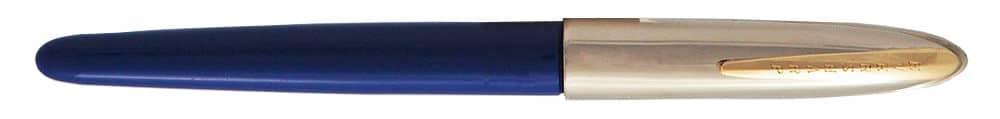 Eversharp Symphony de primera generación (MKI) en azul encapuchada