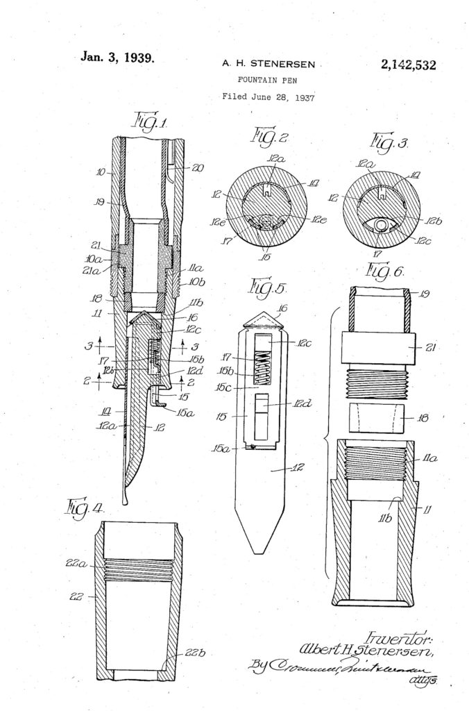 Imagen de la patente US2142532A