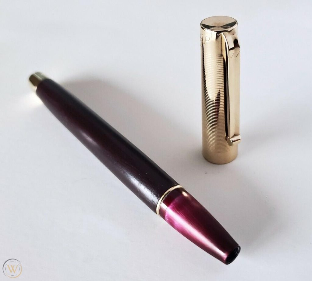 Wahl Eversharp Fifth Avenue burdeos