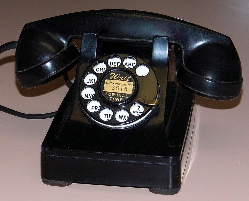 Teléfono 302 de Henry Dreyfruss