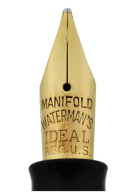 Plumín manifold Waterman