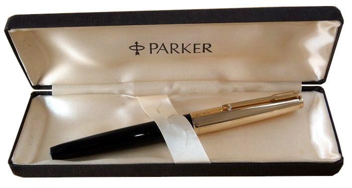 Parker VP en la caja original