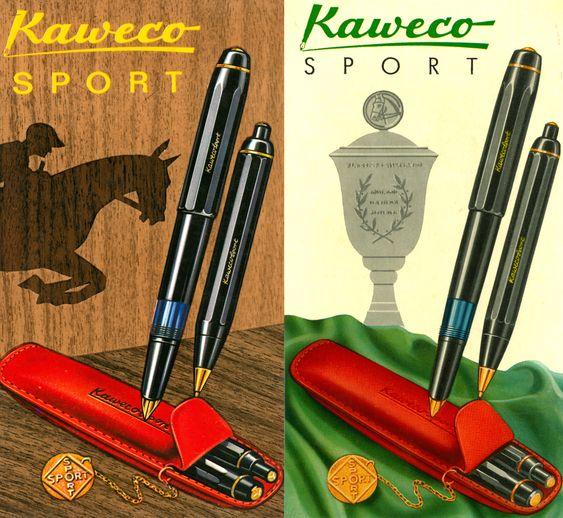 Anuncio Kaweco Sport