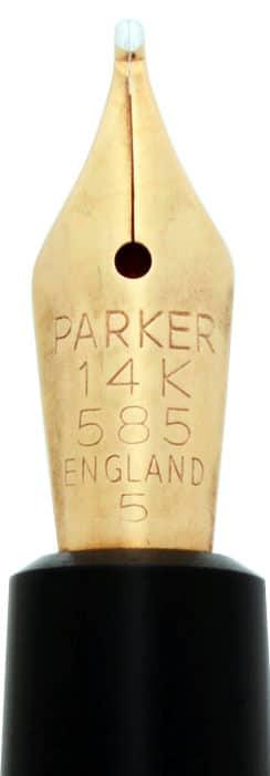 Plumín Parker Slimfold
