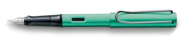 Lamy AL-Star en color bluegreen