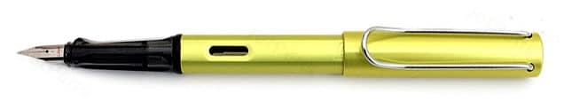 Lamy AL-Star en color chargedgreen