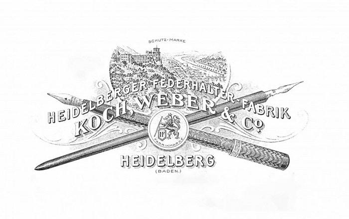 Logo Kaweco Heidelberg Federhalterfabrik