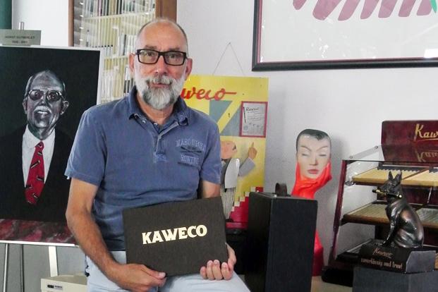 Michael Gutberlet, dueño de Kaweco