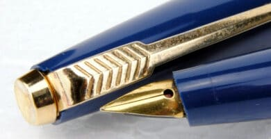 Parker 19 CT en color azul