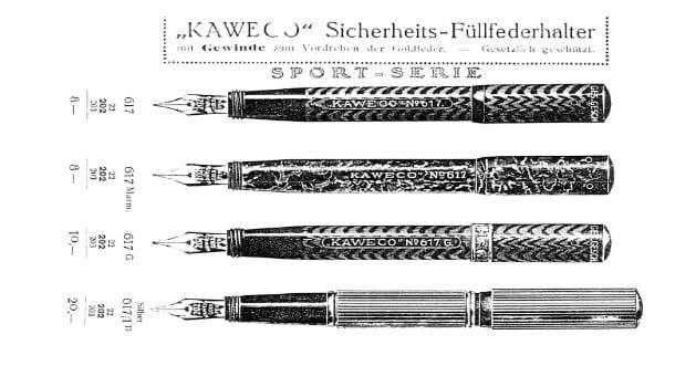 Kaweco Sport serie