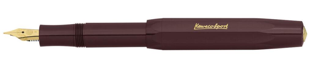 Kaweco Sport CLassic en color burdeos