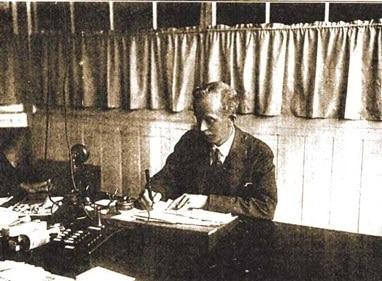 Thomas Garner, fundador Conway Stewart