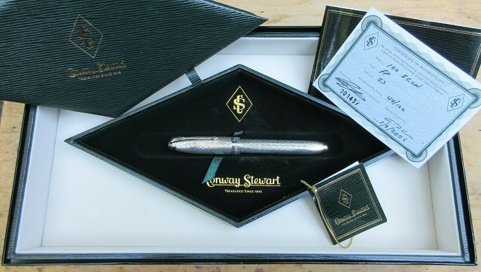 Conway Stewart One Hundred ICON Limited Edition