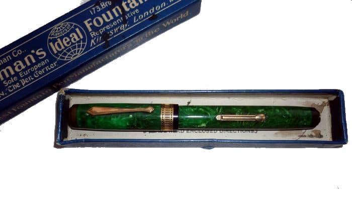Waterman Patrician en caja original