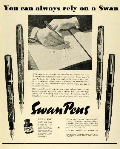 Anuncio Swan 1939