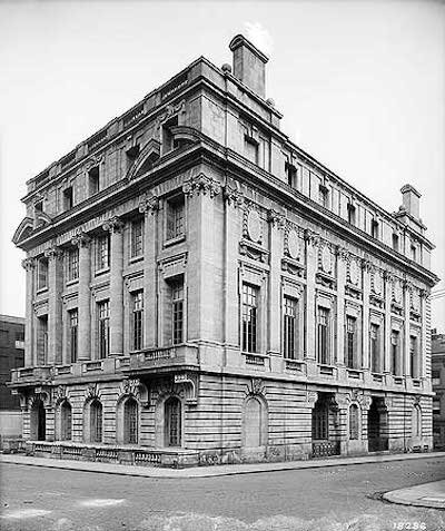 Sunderland House